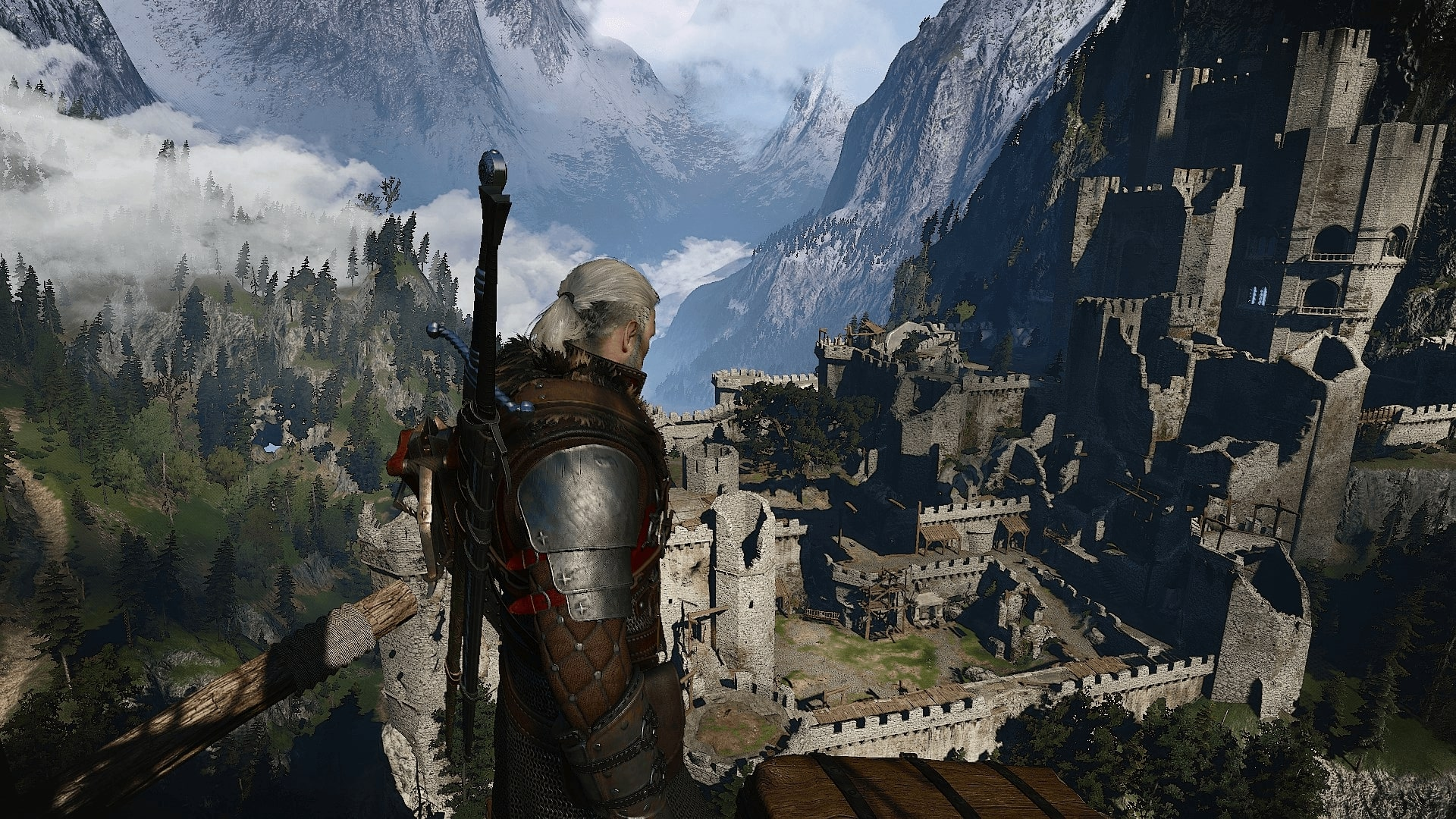 The creators of the Witcher 3 placed small activities around the game world and marked them with questions on the map — so players could understand that something interesting was waiting for them