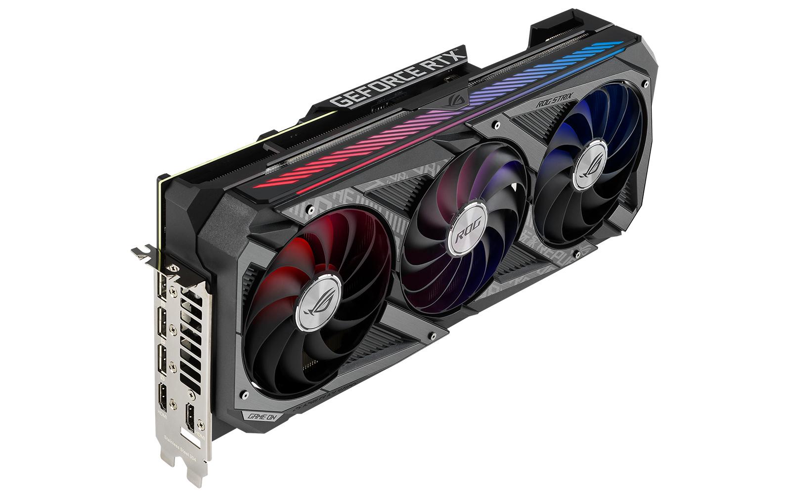 ROG Strix GeForce RTX 3080