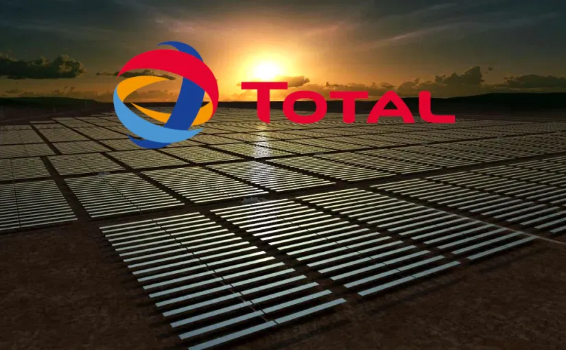 История развития солнечного портфеля компании TOTAL