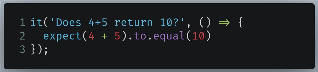 Код для добавление в basicTest.js