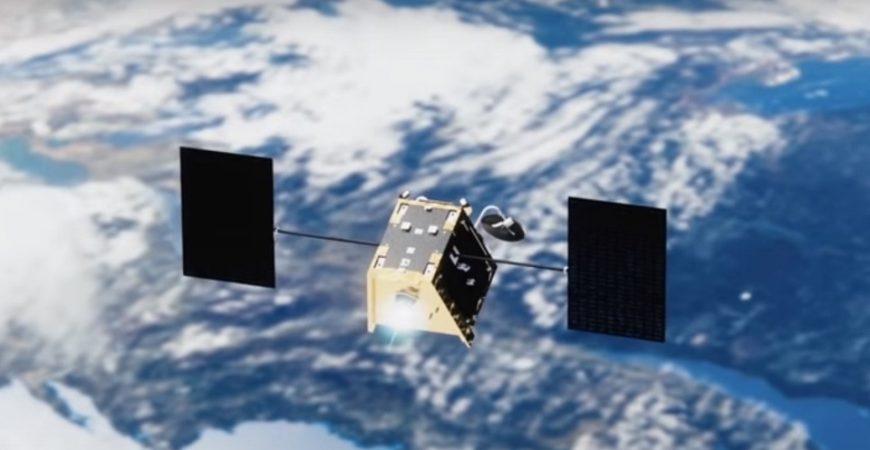 Спутник OneWeb