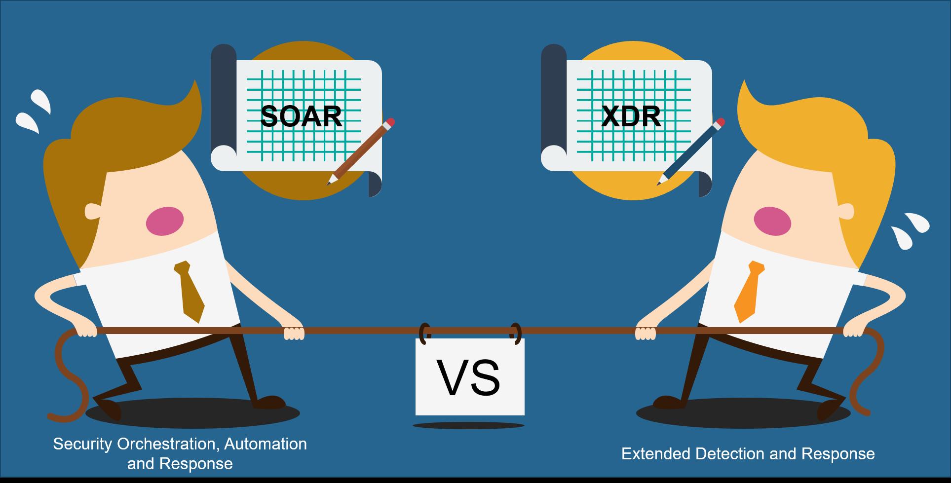 Битва SOAR vs XDR. Кто выиграет?