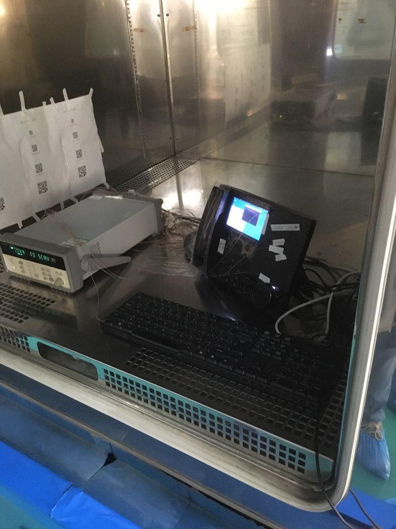 Испытательная лаборатория: климатические испытания