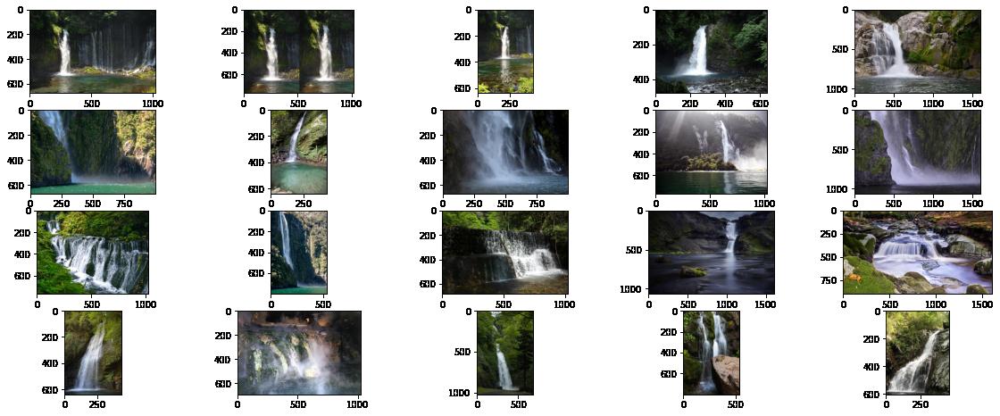 Водопады (ResNet50)