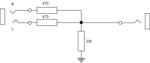 Простейший сумматор аналогового сигнала