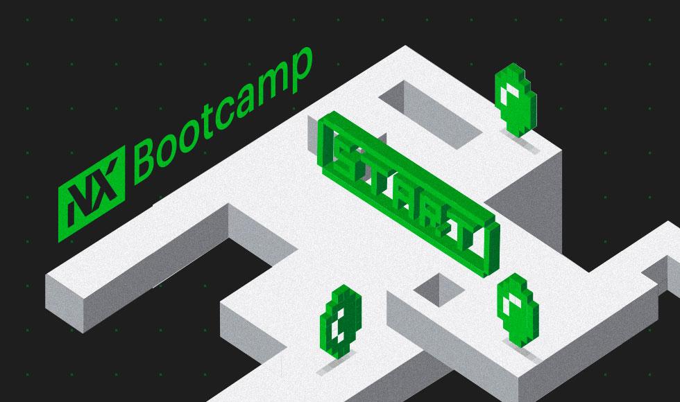 NX Bootcamp старт 15 октября