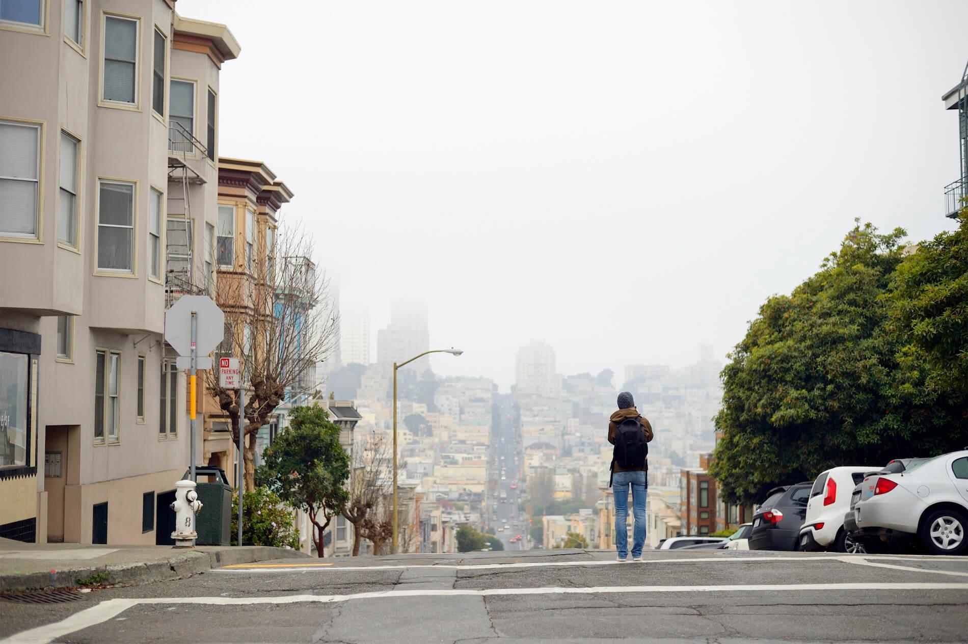 Как разработчики бегут из Сан-Франциско