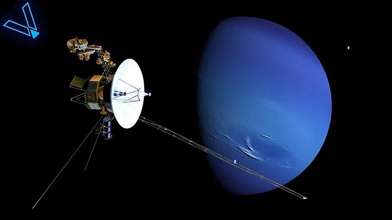 «Вояджер- 2», запущенный в 1977 году. В 2018 году NASA подтвердило, что он преодолел гелиопаузу и вошел в межзвездное пространство