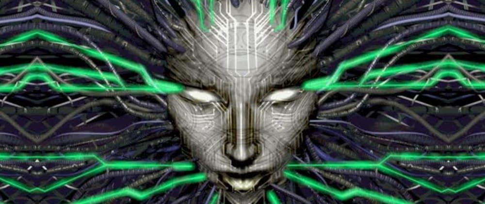 Изображение из игры System Shock 2