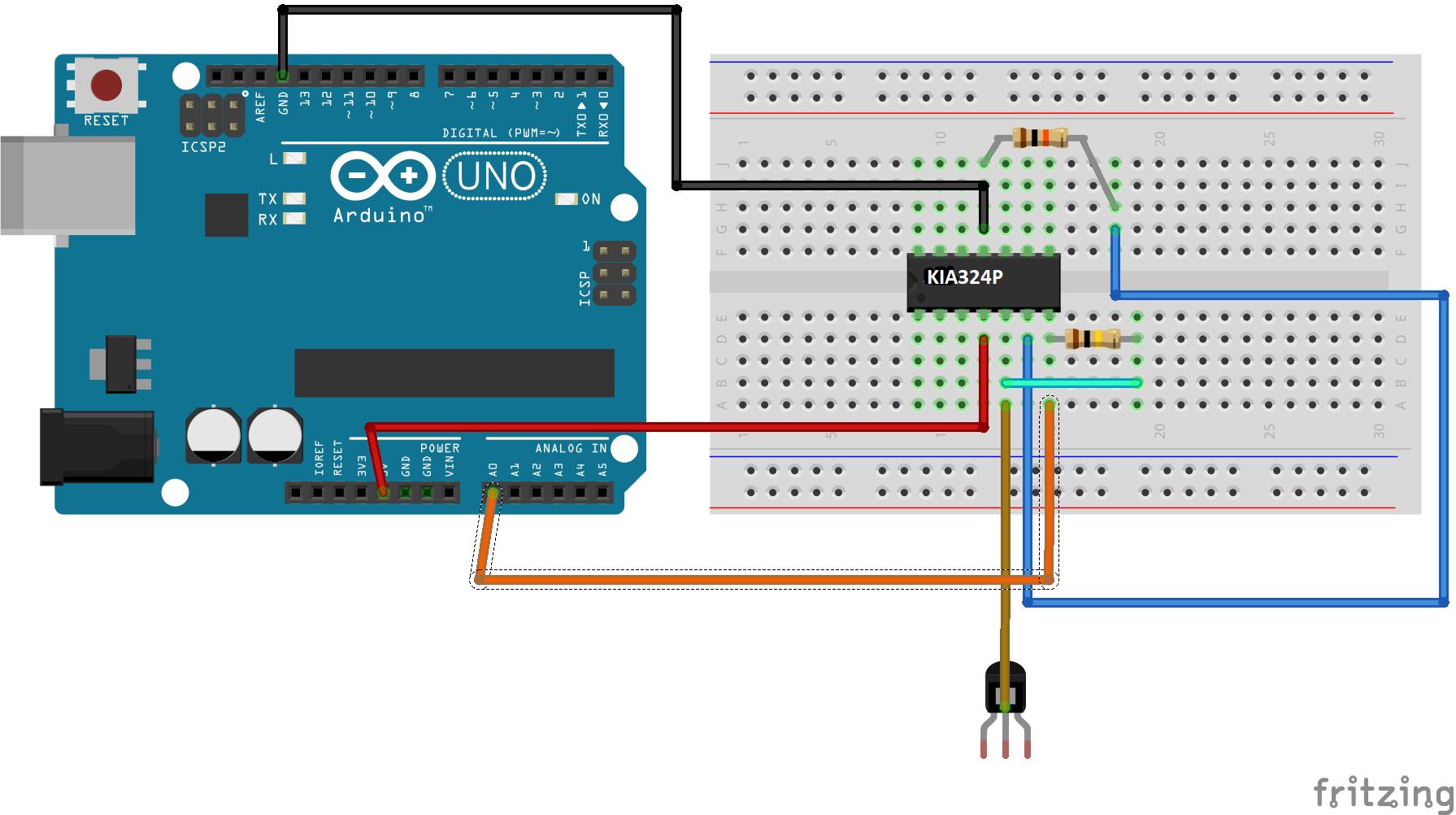 Электроэнцефалограф на Arduino