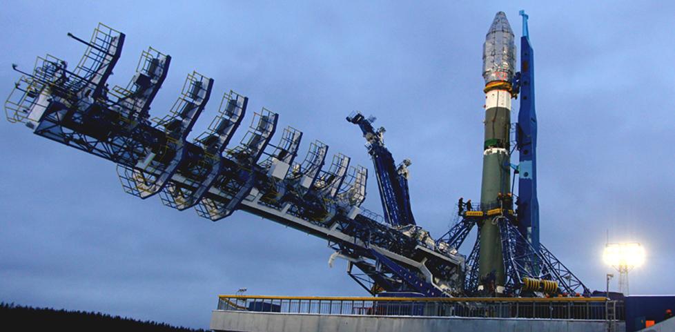 Ракета-носитель «Союз-2.1В» / Роскосмос