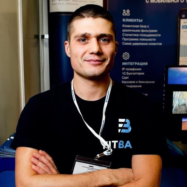Василий Суворов, CEO FitBase