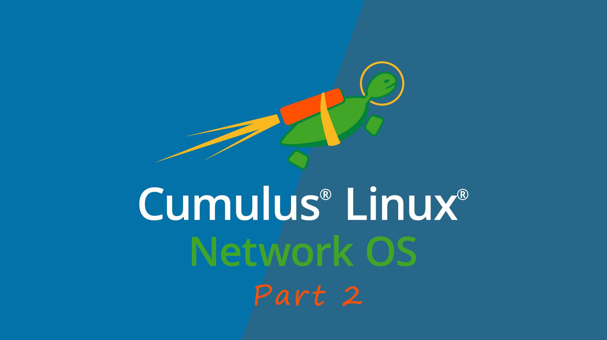 Из ничего к ЦОД с VXLANEVPN или как готовить Cumulus Linux. Часть 2