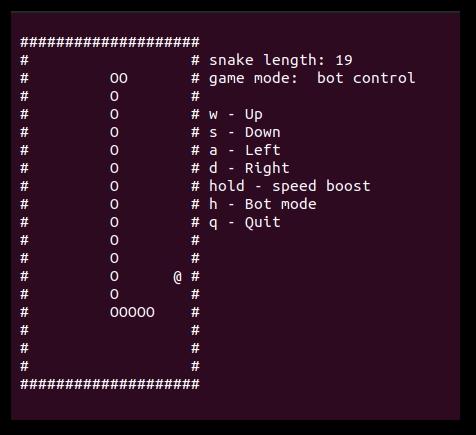 Змейка на Haskell с циклом Гамильтона