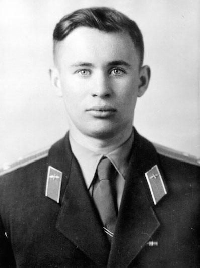 Валентин Васильевич Бондаренко 16.02.1937-23.03.1961