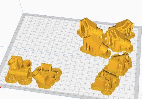 Готовим запчасти (3D-печать)