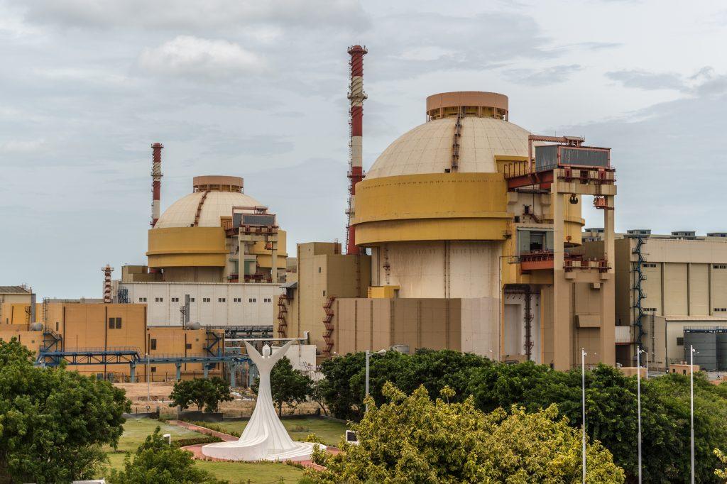 Первая очередь АЭС Куданкулам в Индии, построенная Росатомом