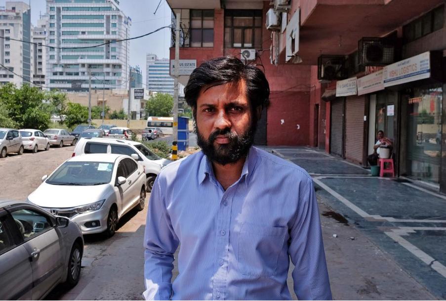 Сумит Гупта, владелец и гендиректор BellTroX InfoTech Services. Фото: Reuters