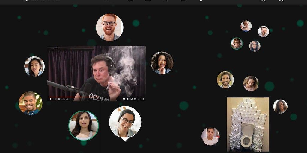 Во время пандемии стали популярны вечеринки в SpatialChat  и они вряд ли закончатся после ковида