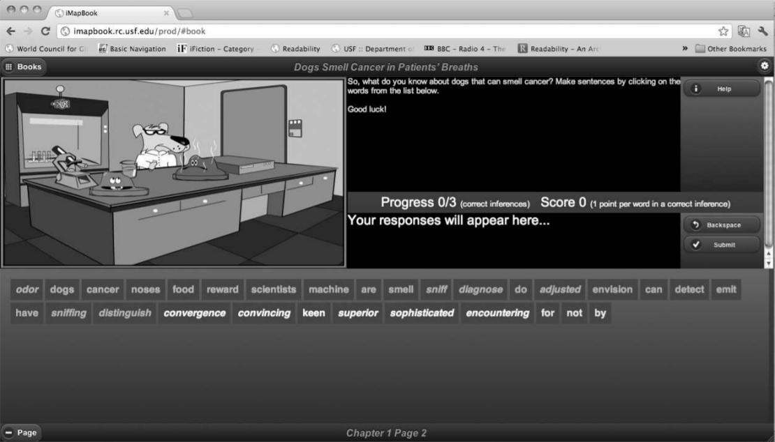 Скриншот игры из эксперимента 6