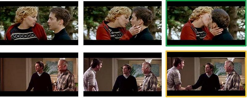 Кадры из фильмов «Правила виноделов» и «Доктор Мамфорд»