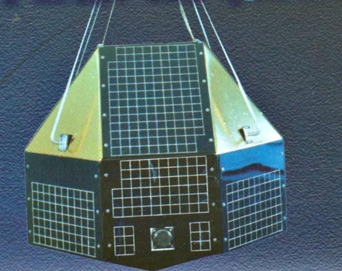 Экспериментальный спутник Rohini (RS-1)