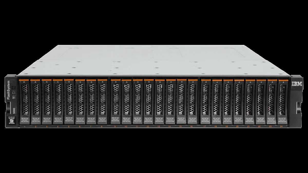 IBM  FlashSystem 5010