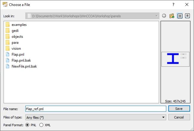Самоучитель по WinCC OA. Часть 4. Повторное использование объектов. -параметры
