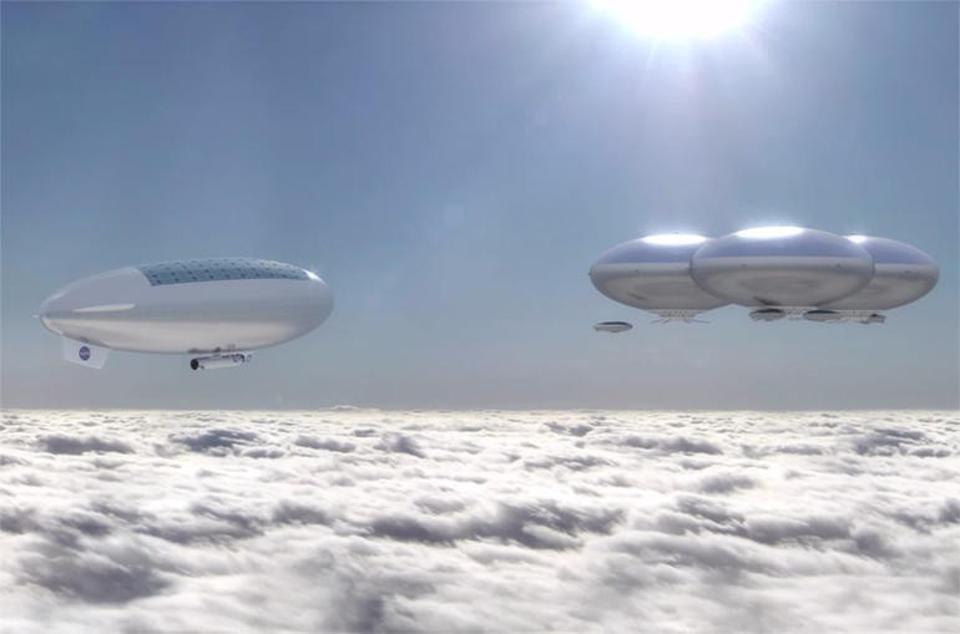 Гипотетическая миссия HAVOC NASA: Эксплуатационная концепция на большой высоте Венеры (High-Altitude Venus Operational Concept). Эта миссия с использованием поднимаемых на шарах-зондах призвана обнаружить жизнь в облачных вершинах нашей ближайшей соседки по Солнечной системе, так как условия на Венере на высоте примерно 60 км над поверхностью поразительно напоминают земные в смысле давления и температуры. Поскольку данный слой размещается выше слоёв серной кислоты, жизнь могла сохраняться здесь в течение миллиардов лет