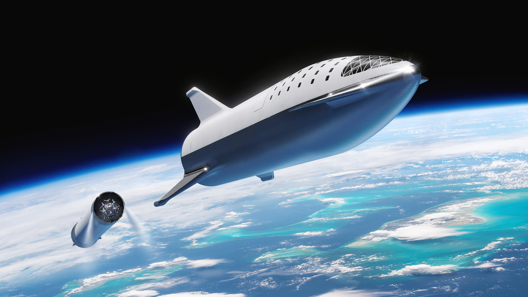 Из точки в точку или как Япония, Китай и США планируют развивать космический транспорт