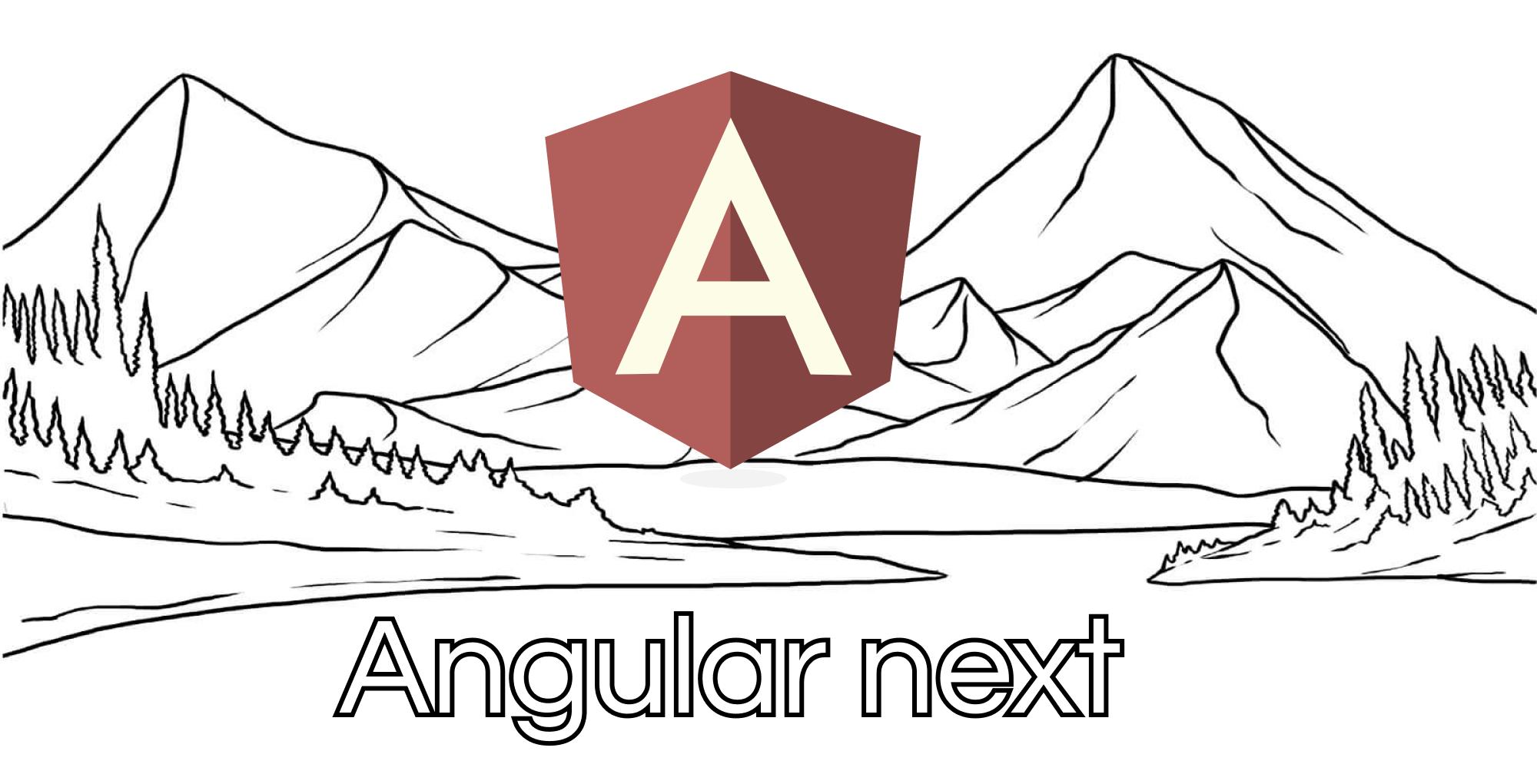 Что готовит нам Angular? Заметки из changelog, новый синтаксис шаблонов, Ivy