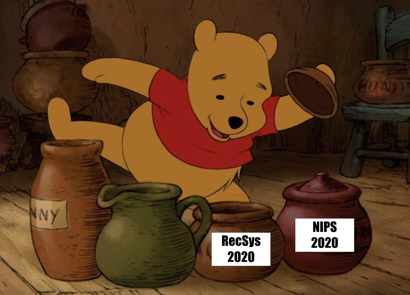 Разбор статей конференции RecSys 2020