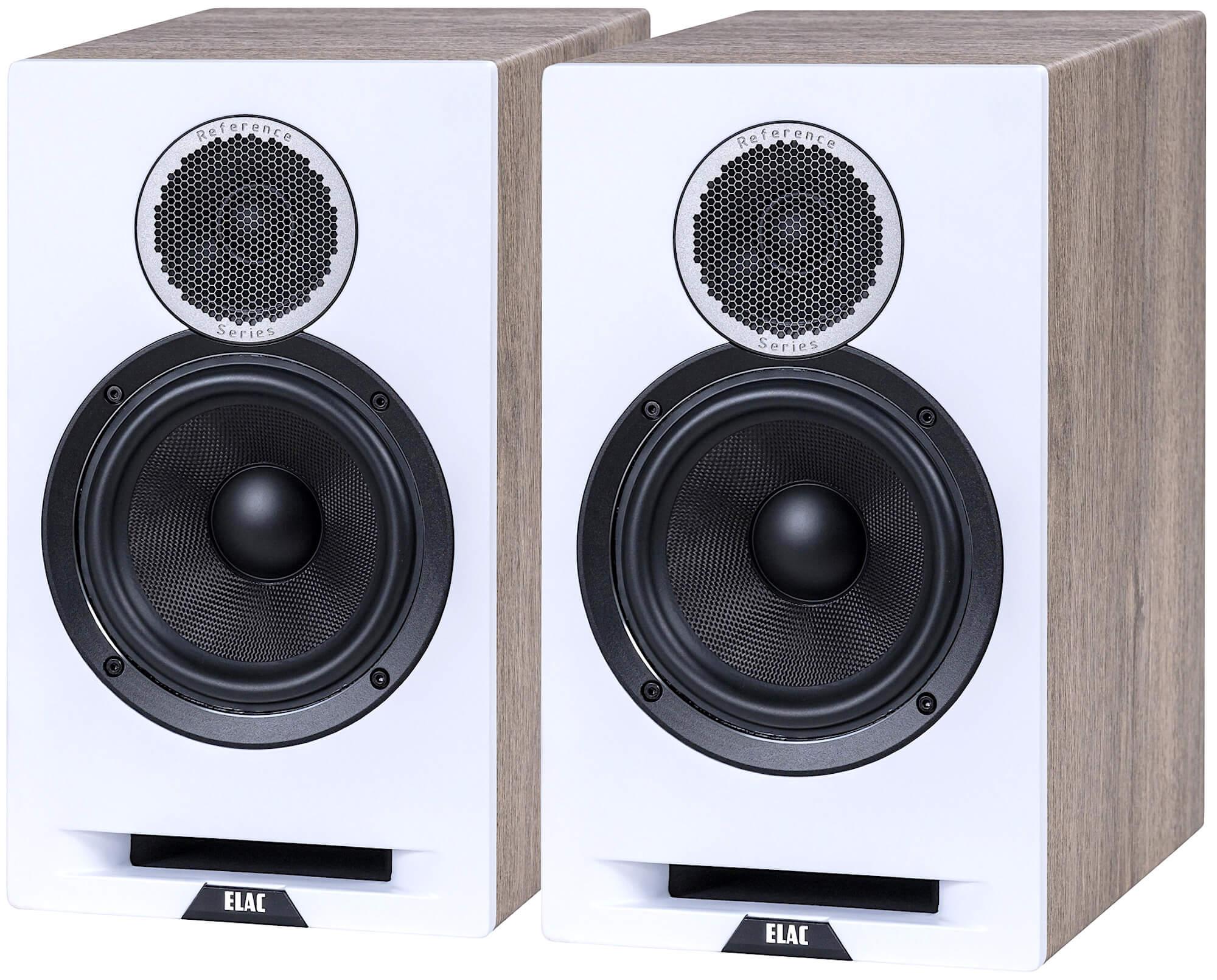 На фотографии: ELAC Debut Reference DBR62. Источник: Audiomania.ru