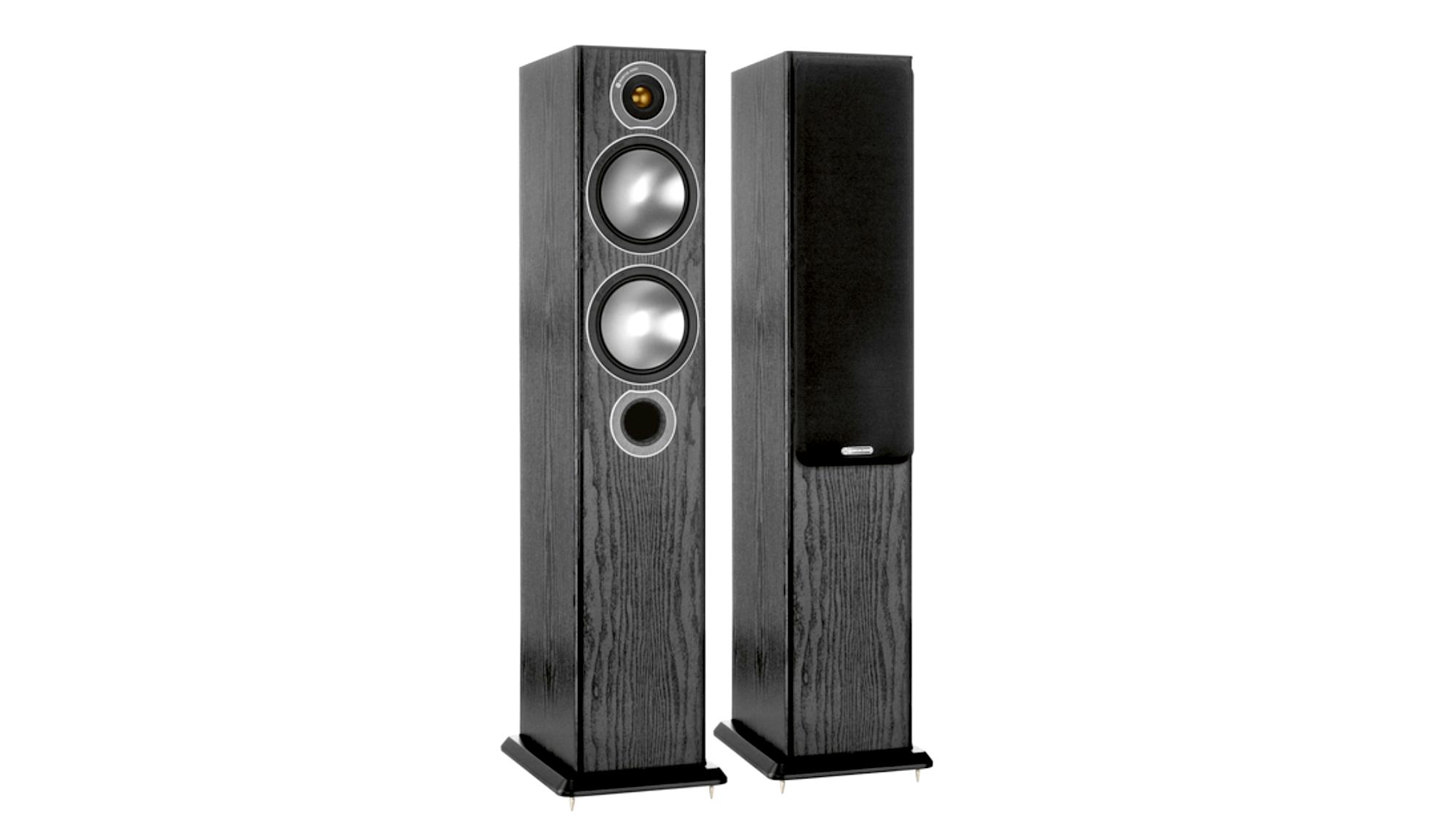 Напольная акустика Monitor Audio Bronze 5 Audiomania.ru