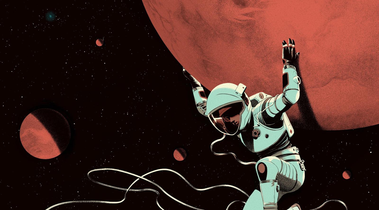 Будущее Марса на наших плечах, но это не точно.