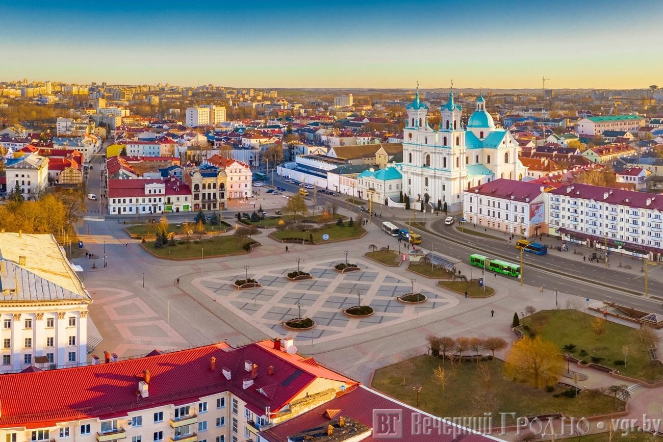 В разные времена Гродно входил в состав Польши и Литвы.  В городе хорошо сохранилась историческая архитектура и был развит туризм, как внутренний так и внешний.