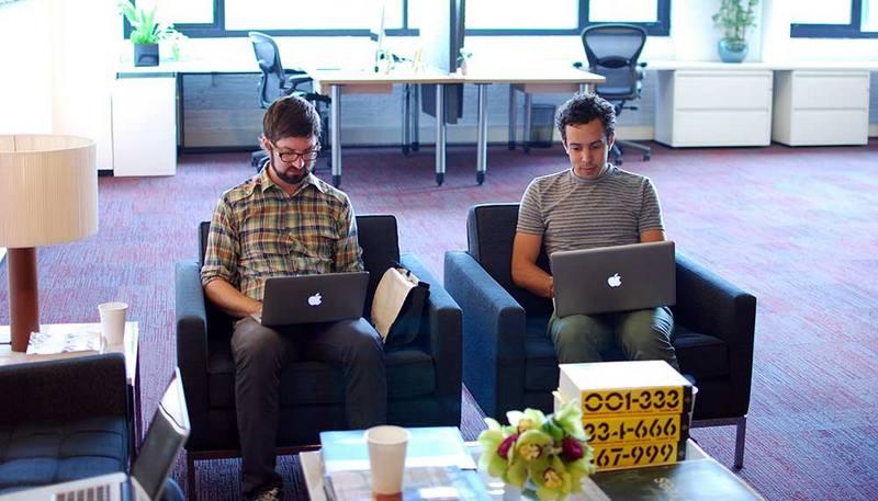 Офис Basecamp в Чикаго