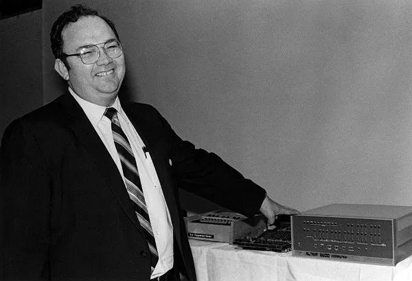 Эд Робертс в 80-е