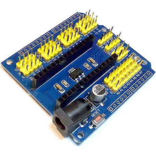 Плата расширения (шилд) для Arduino Nano
