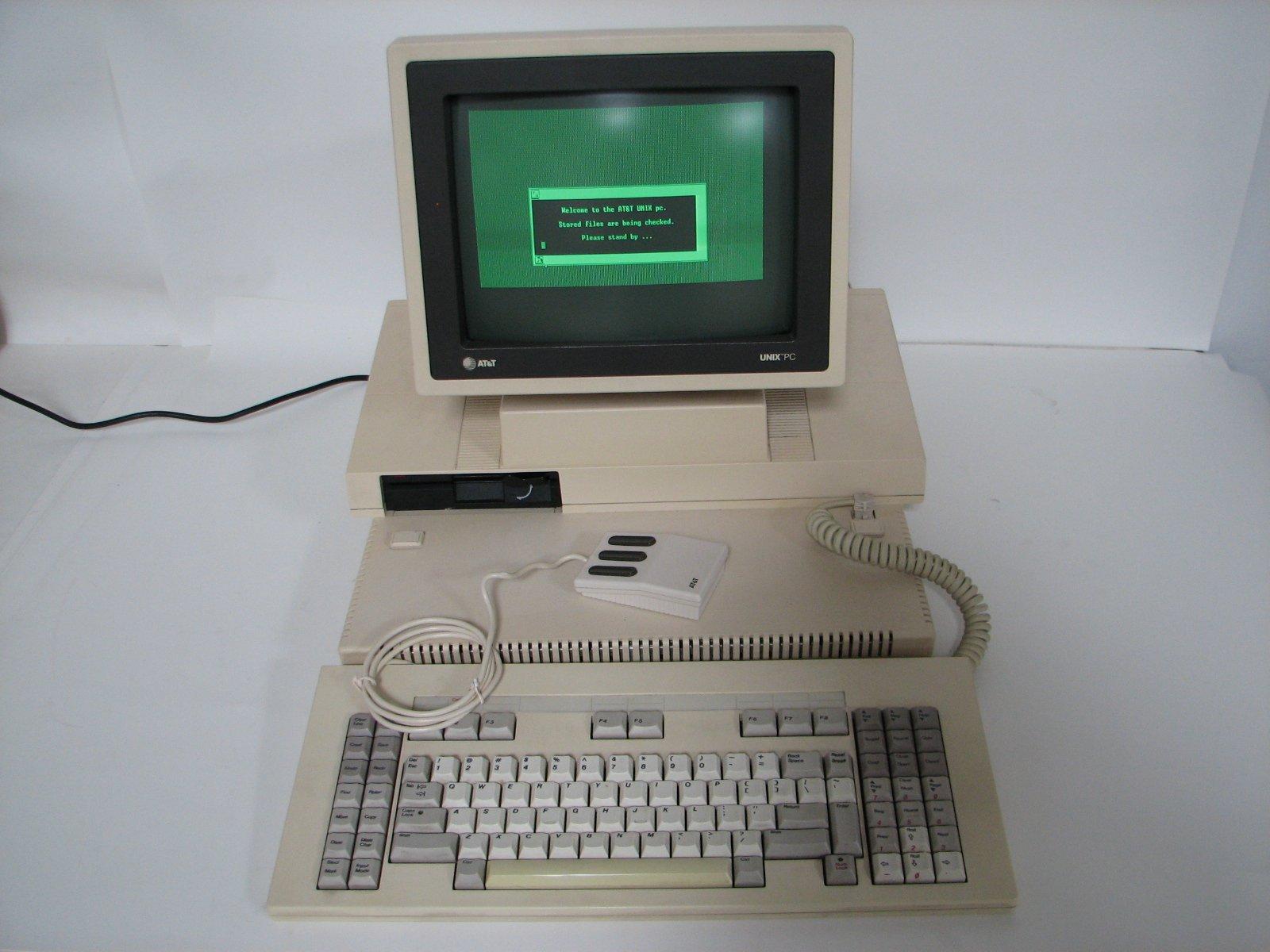 Запуск UNIX на ПК