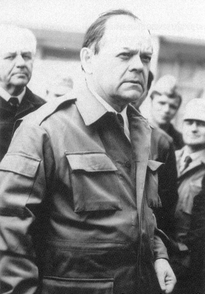 Борис Евдокимович Щербина