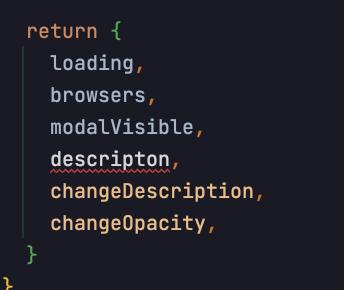 TypeScript выделяет ошибки