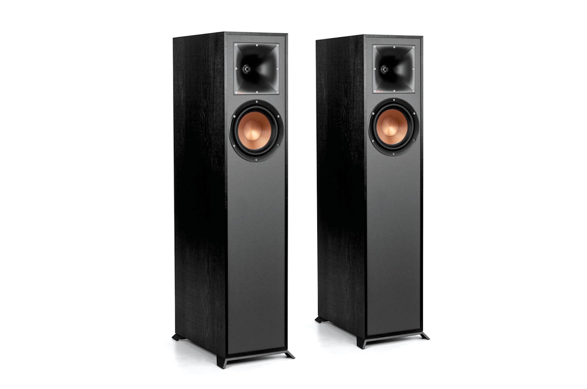 Напольная акустика Klipsch R-610F Audiomania.ru