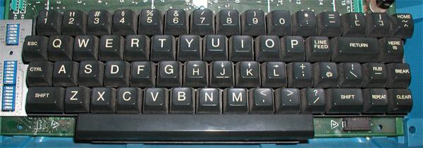 Клавиатура ADM