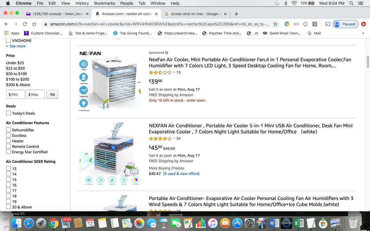 Сайт Amazon (США)