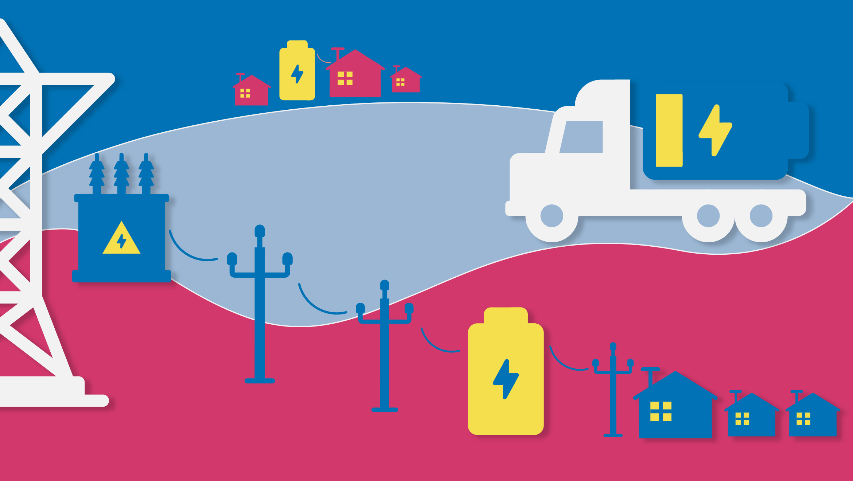 Оптимизационные задачи для снижения стоимости накопителей энергии в электрических сетях