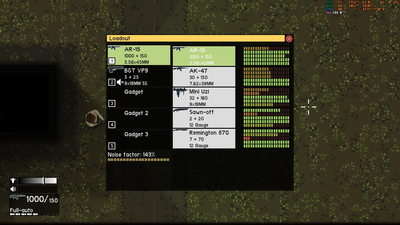 Скриншот из ранних версий