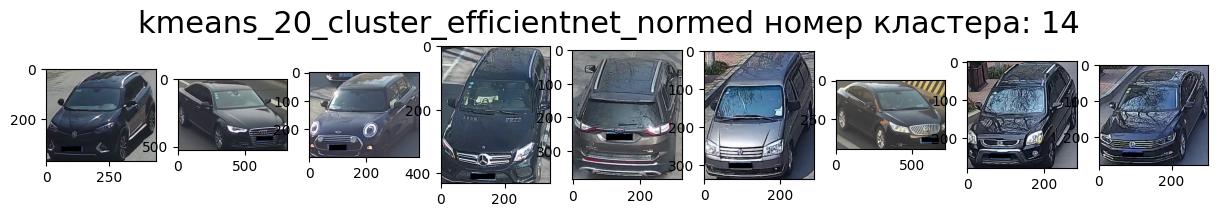 Кластер 14 т.-серый/чёрный, перед, влево, седан смешан с кластером 5.