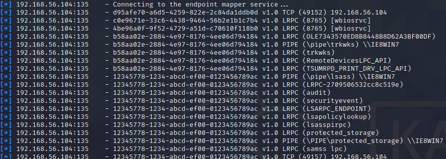На картинке представлена часть endpoint сервисов.