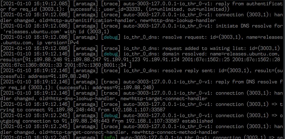 Проект arataga реальный пример использования SObjectizer и RESTinio для работы с большим количеством HTTP-соединений